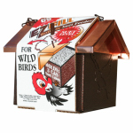 C & S Products 727 EZ Fill Bottom Suet Feeder