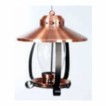 Woodlink NA31224 Copper Lantern Bird Feeder