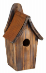 Woodlink HF31790 Rustic Bluebird Bird House