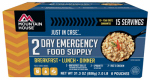 Big Rock Sports 2001-0099 2-Day Emergency Food Kit