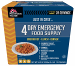 Big Rock Sports 2001-0101 4-Day Emergency Food Kit