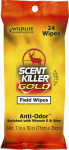 Wildlife Research Center 1295 Scent Killer Gold Field Wipes, 24-Pk.
