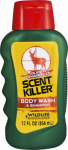 Wildlife Research Center 540-12 Scent Killer Body Washer or Washing & Shampoo, 12-oz.
