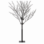 Danson Hong Kong X99616 LED Cherry Blossom Tree, White, 6-Ft.