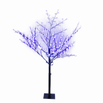 Danson Decor XDHK32532A LED Cherry Blossom Tree, Blue, 6-Ft.