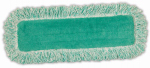 Rubbermaid Comm Prod FGQ40820GR00 Microfiber Dust Mop Refill, 18 x 5-In.