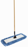 Rubbermaid Comm Prod FGU83228BL00 Blended Dust Mop Kit