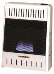 Procom Heating MG10HBF Blue Flame Gas Wall Heater, Dual Fuel, Vent-Free, 10,000-BTU