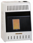 Procom Heating ML060HPA Infrared Wall Heater, LP Gas, Vent-Free, 6,000-BTU