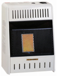 Procom Heating MN060HPA Infrared Wall Heater, Natural Gas, Vent-Free, 6,000-BTU
