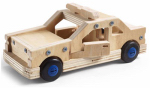 Reeves International K096-SY Carpentry Kit, Police Car