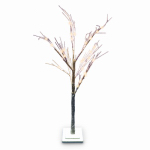 Danson Decor XDHK32153A LED Twig Tree, Brown, 4-Ft.