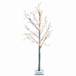 Danson Decor XDHK32531A LED Twig Tree, Brown, 6-Ft.