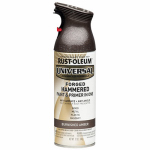 Rust-Oleum 271480 12OZ Amb Flat Hammer or Hammered Paint