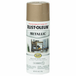 Rust-Oleum 286564 Metallic Spray Paint, Rose Gold, 11-oz.
