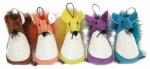 "Multipet International 20158 4.5"" Bird/Mice Cat Toy"