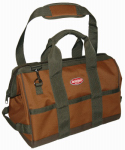 Pull R Holding 60016 Gatemouth Tool Bag, 16-In.