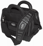 Pull R Holding 64014 Heavy-Duty Gatemouth Tool Bag , 14-In.