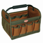 Pull R Holding 70012 Gatemouth Hard Tool Tote, 12-In.