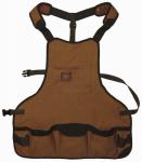 Pull R Holding 80200 Duckwear Super Bib Apron, 16-Pocket