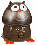 Crane Usa EE-8189 Owl Ultrasonic Cool Mist Humidifier, 1-Gal.