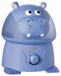 Crane Usa EE-8245 Hippo Ultrasonic Cool Mist Humidifier, 1-Gal.
