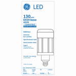 G E Lighting 21259 HID LED Bulb, Equivalent to 400W Multi Vapor Lamp, 165-Watt
