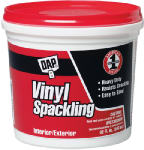 Dap 12132 Quart Vinyl Spackling Paste
