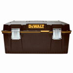 Stanley Consumer Tools DWST23001 Tool Box, Water Seal, 23-In.