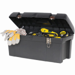Stanley Consumer Tools STST24113 Tool Box, 24-In.