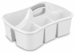 Sterilite 15888006 Divided Ultra Caddy, White
