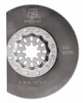 Fein Power Tools 63502106210 High-Speed Steel Segment Saw Blade, 3-3/8 In.