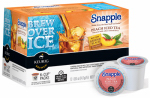 Keurig Green Mountain 119166 Peach Iced Tea K-Cup, 12-Pk.