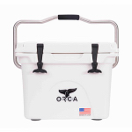 Orca ORCW020 Cooler, White, 20-Qt.