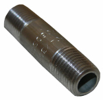 Larsen Supply 32-1509 1/8x3 Stainless Steel Pipe Nipple