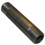 Larsen Supply 32-1713 3/8x5 Stainless Steel Pipe Nipple