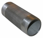 Larsen Supply 32-1905 3/4x2 Stainless Steel Pipe Nipple