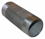 Larsen Supply 32-1911 3/4x4 Stainless Steel Pipe Nipple