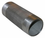 Larsen Supply 32-1915 3/4x6 Stainless Steel Pipe Nipple