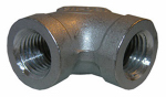 "Larsen Supply 32-2203 1/4""SS 90DEG Pipe Elbow"