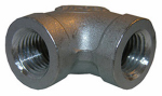 "Larsen Supply 32-2205 3/8""SS 90DEG Pipe Elbow"