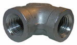 "Larsen Supply 32-2207 1/2""SS 90DEG Pipe Elbow"