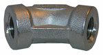 "Larsen Supply 32-2301 1/8""SS 45DEG Pipe Elbow"