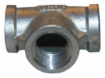 "Larsen Supply 32-2405 3/8"" Stainless Steel FIP Tee"