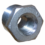 Larsen Supply 32-2701 1/4x1/8 Stainless Steel Hex Bushing