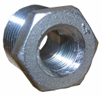 Larsen Supply 32-2703 3/8x1/4 Stainless Steel Hex Bushing