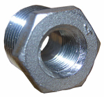 Larsen Supply 32-2705 1/2x1/4 Stainless Steel Hex Bushing