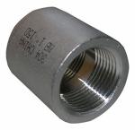 """Larsen Supply 32-2939 3/4"""" Stainless Steel Pipe Coupling"""