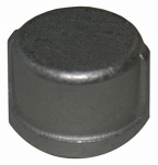 "Larsen Supply 32-2957 1/2"" Stainless Steel Pipe Cap"