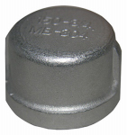 "Larsen Supply 32-2959 3/4"" Stainless Steel Pipe Cap"